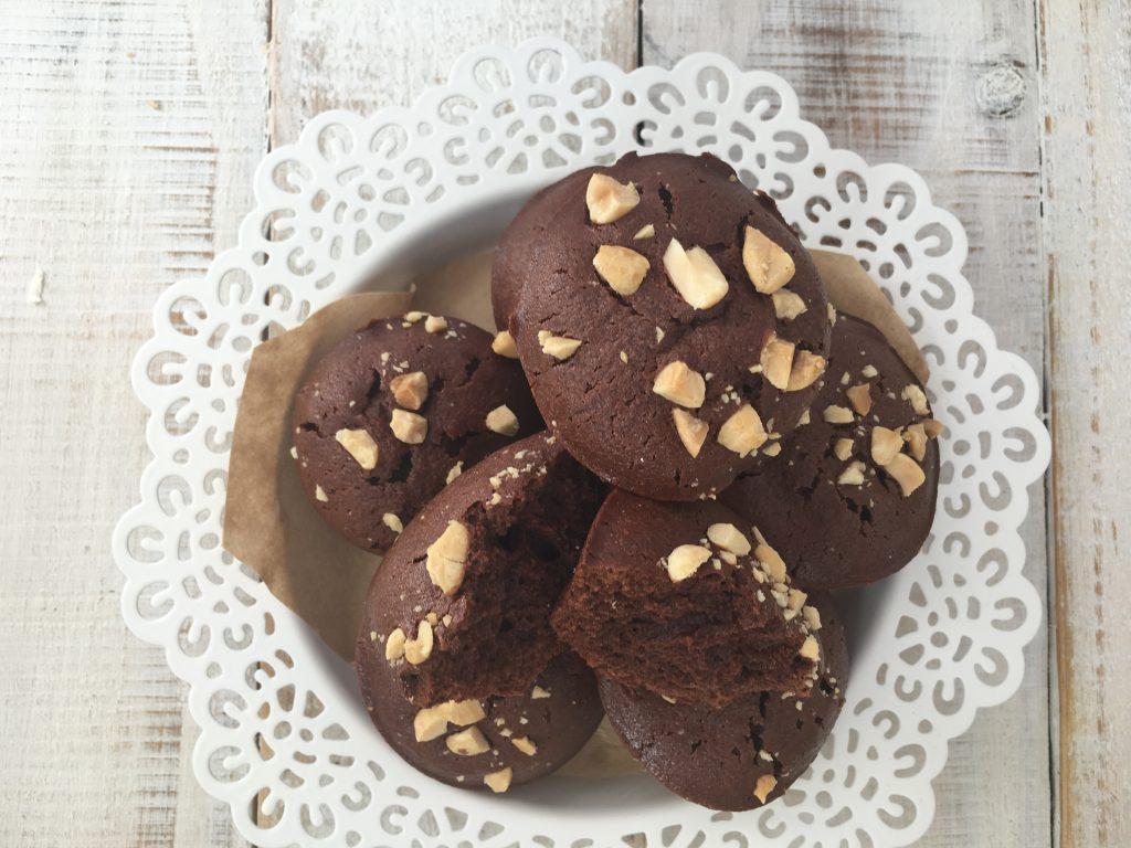 Chocolate Hazelnut Butter Brownies