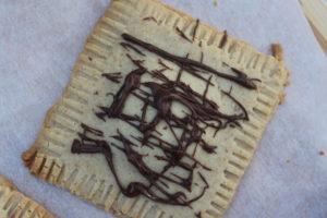 Almond Chocolate Toaster Struddle