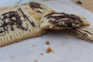 Almond Chocolate Pop Tarts