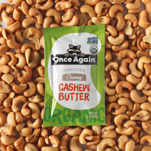 Cashew Butter Squeeze Pack